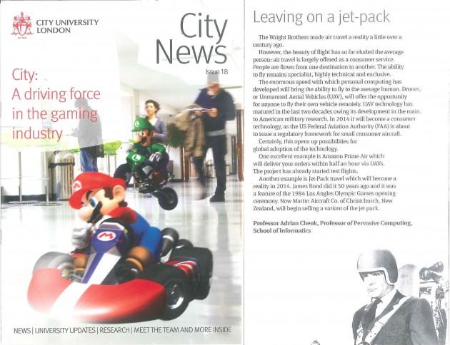 City News Article