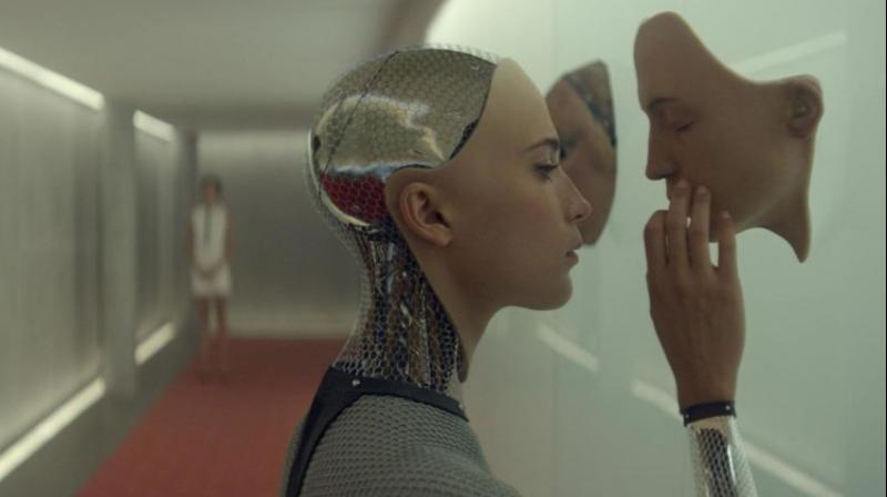 They say chances of marriages working out are higher with robots (Photo: YouTube)