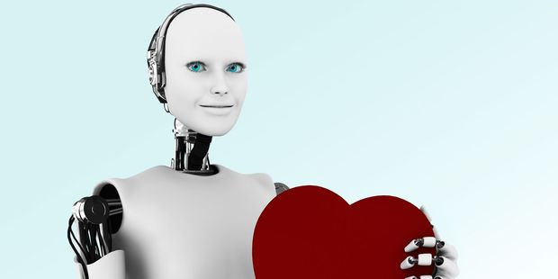 Human-robot marriages may become commonplace by 2050 if not before. Photo / 123RF